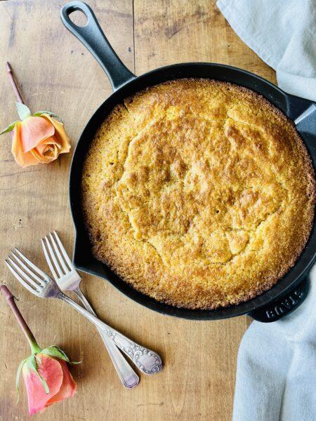 Gluten free sweet cornbread