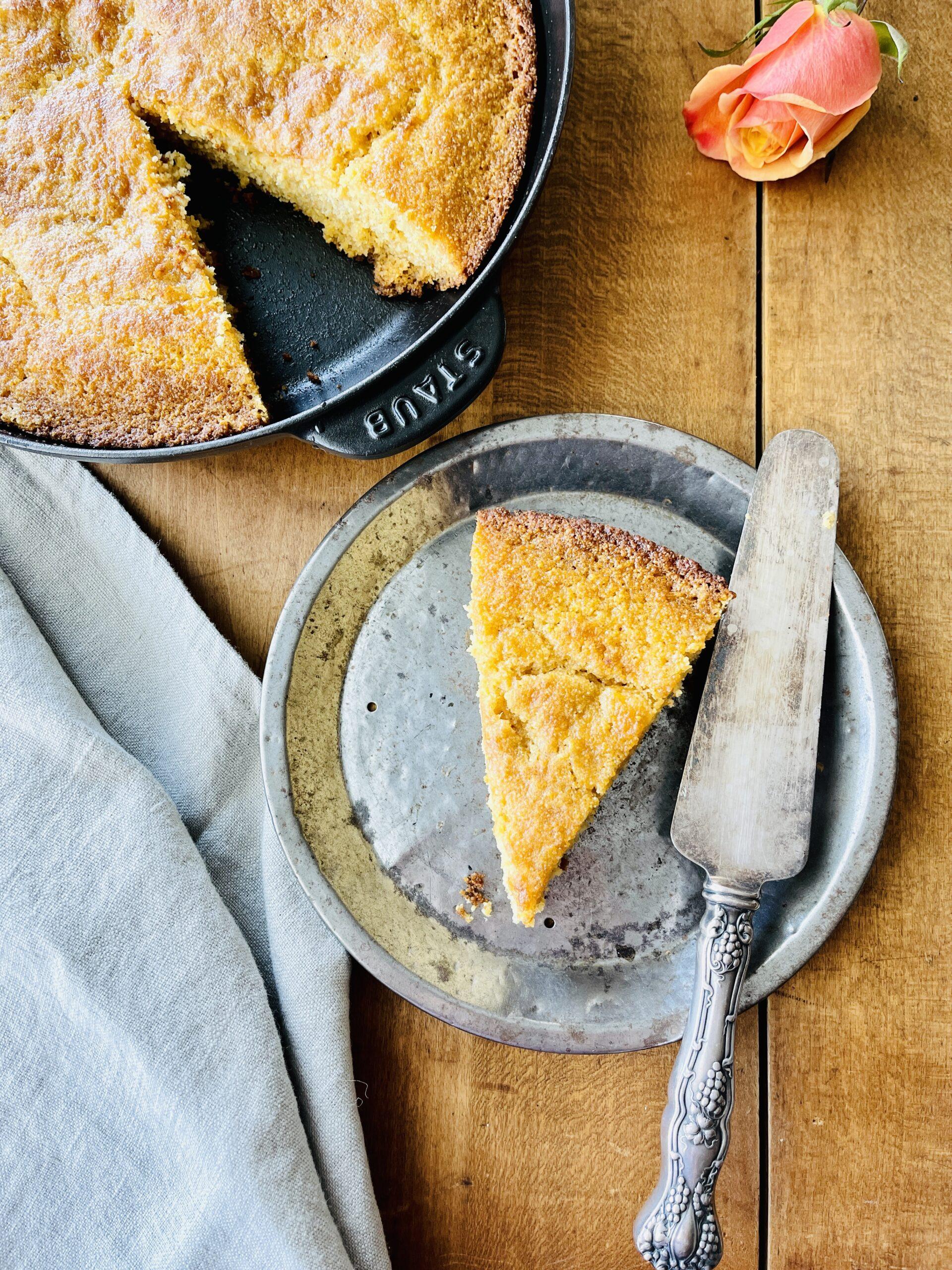 Gluten Free Sweet Corn Bread