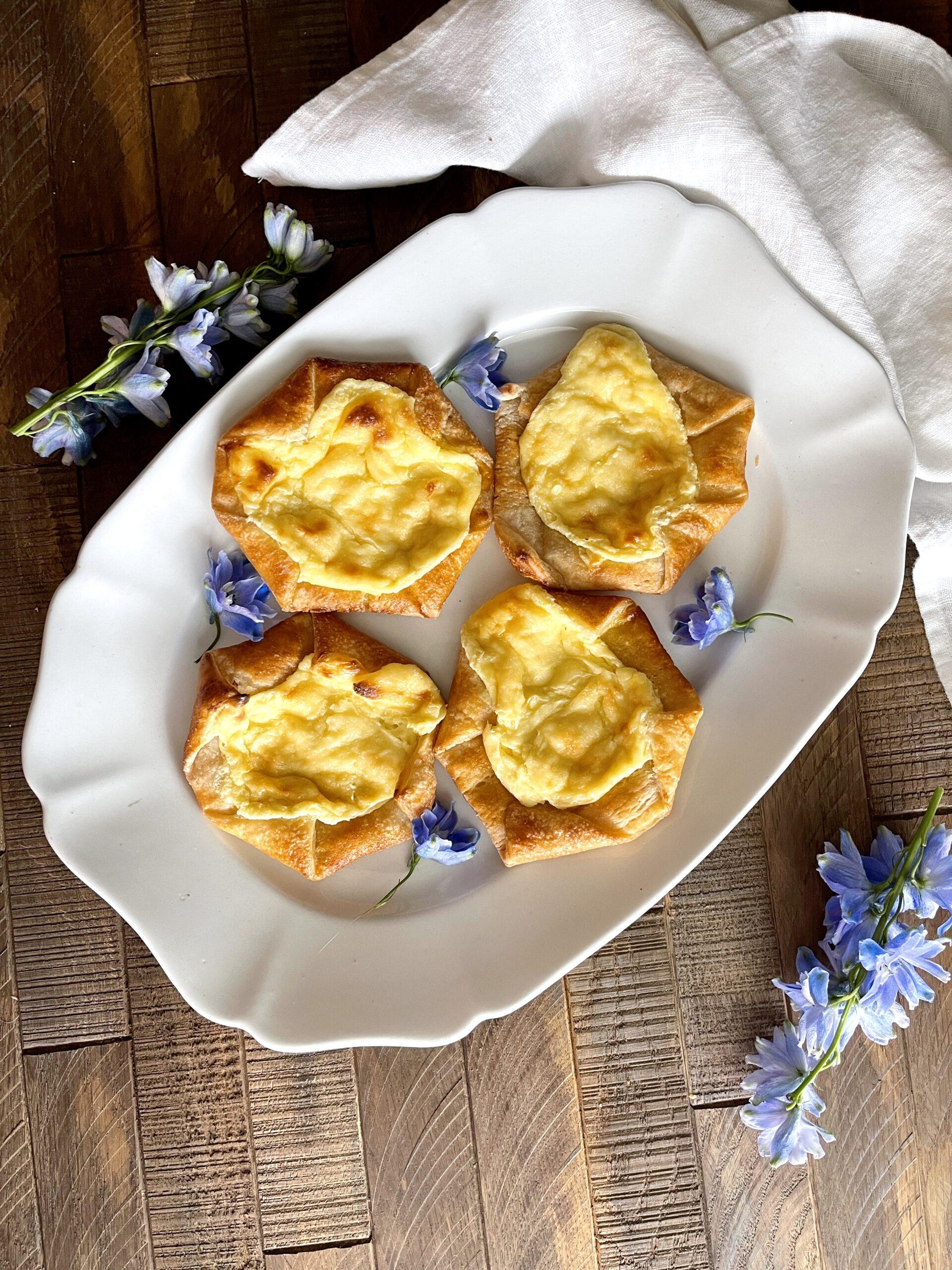 GF Cheese Danish Recipe